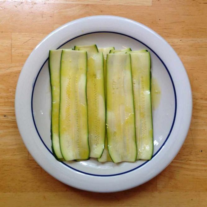 Zucchini carpaccio | © Joy/Flickr