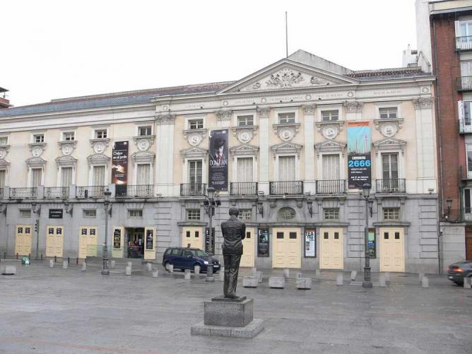 Teatro Español | © Andreas Praefcke/WikiCommons