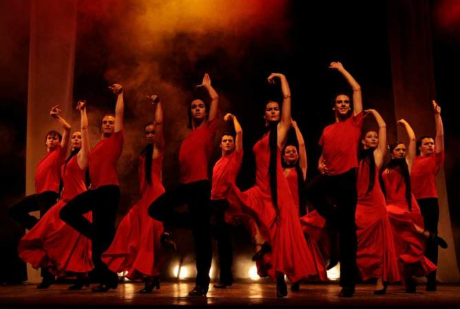 Courtesy of Ballet Flamenco de Madrid