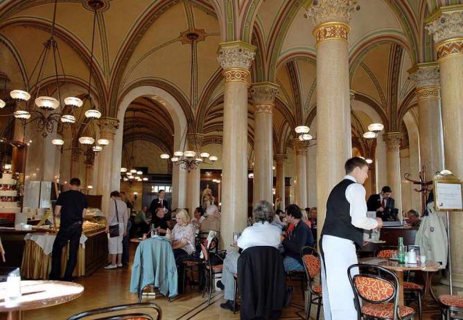 Café Central | © Johann Werfring/WikiCommons