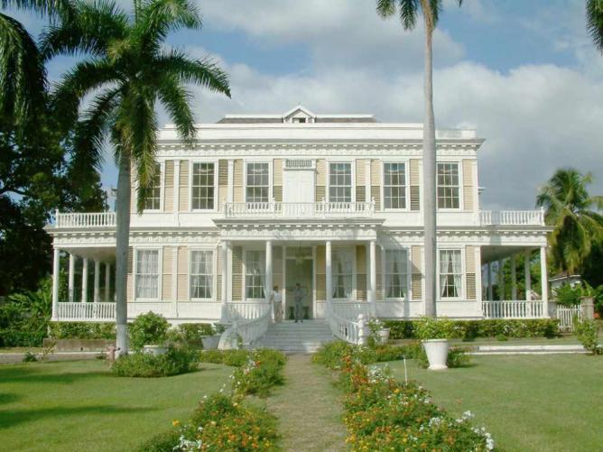 Devon House | ©Wikimedia