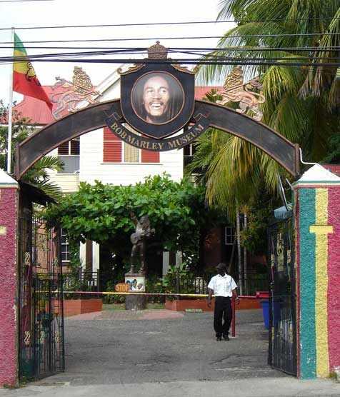 Bob Marley Museum | © Flickr
