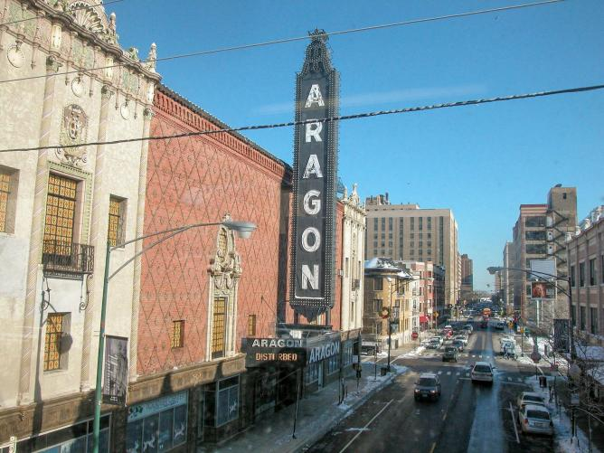 Aragon Ballroom | © David Wilson/Flickr