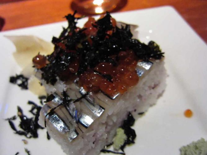 Mashiko Sushi   © Mikey V/Flickr