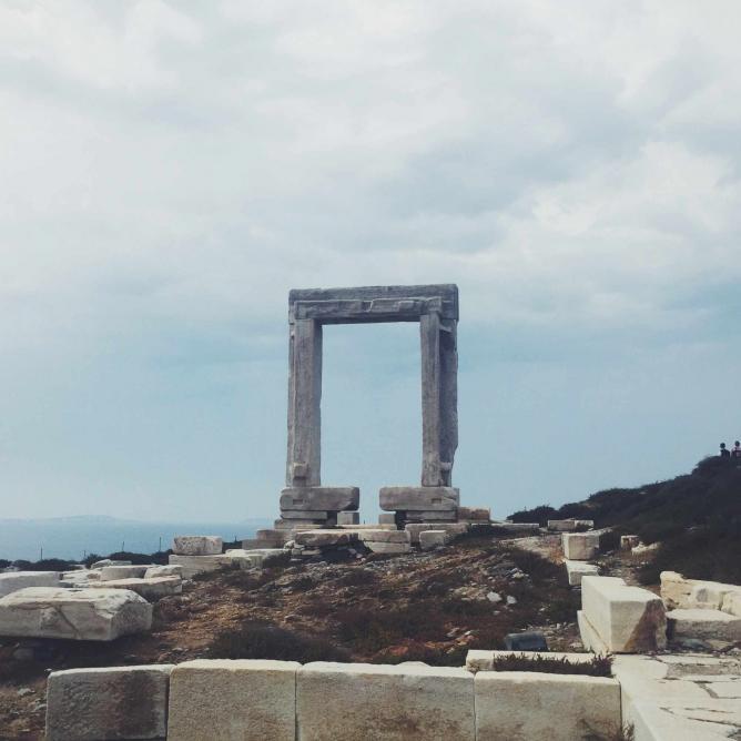 Naxos Portara| © Gourmet Project