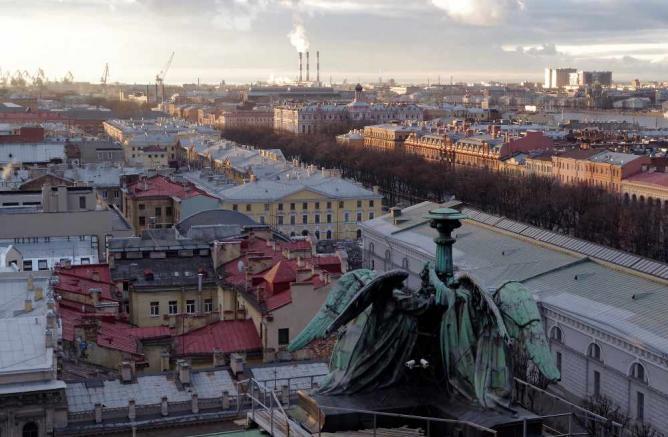 St Petersburg © stephane martin/Flickr