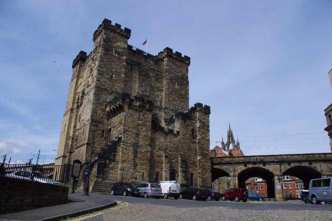 Newcastle Castle | © stu/Flickr