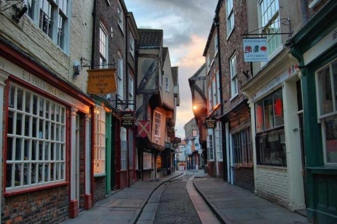 The Shambles | © Tom Blackwell/WikiCommons
