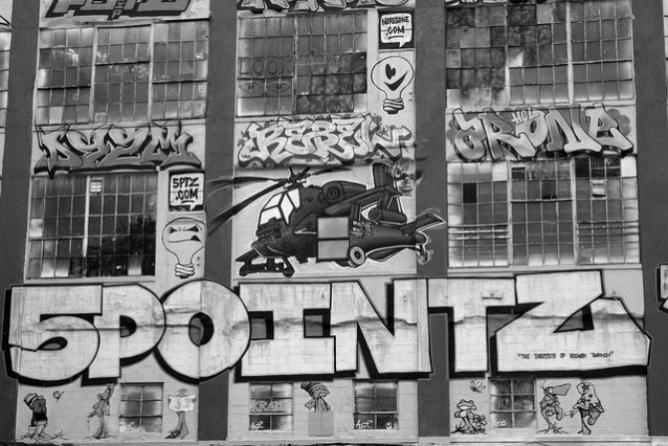 5Pointz   © Rebecca Schear/Flickr