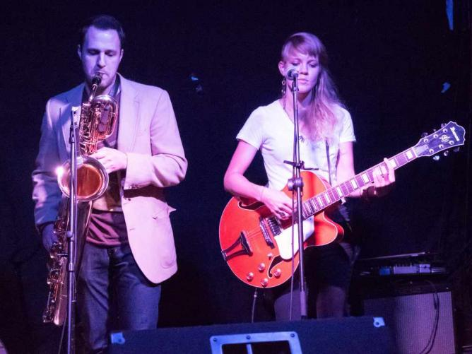 529 Bar with Lindsey Appel and others | © John Ramspott/Flickr