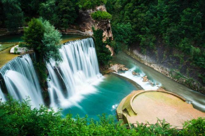 Pliva Waterfalls | Ⓒ Keno Photography/Flickr