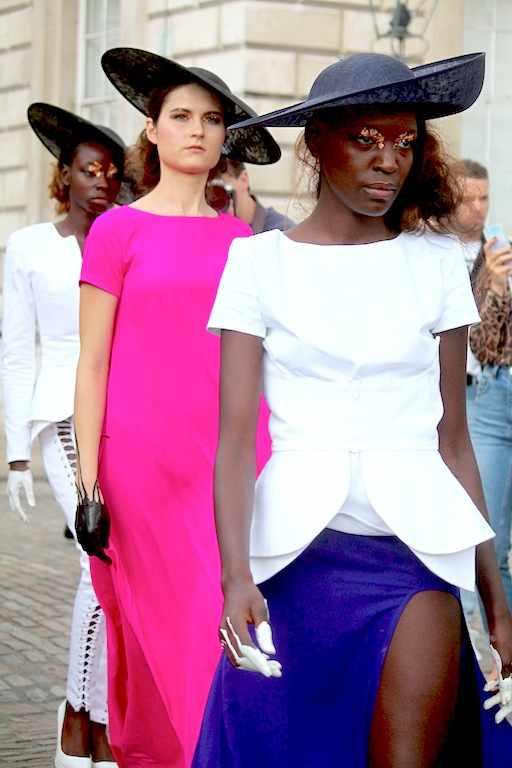 High fashion   Photo by Alice Burns
