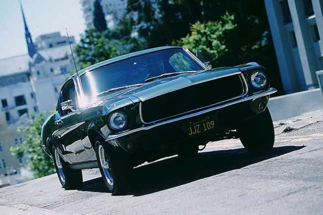 Bullitt Mustang | © Wapster/Flickr