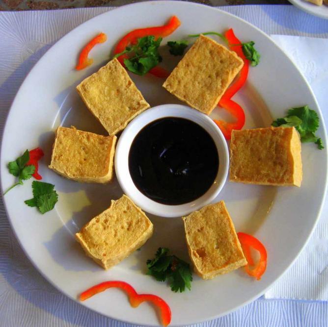 Tofu at One Veg World   ©Joits/Flickr