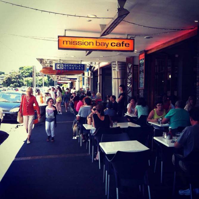 Mission Bay Cafe