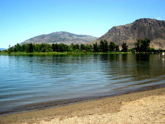 Kamloops Riverside Park   © Fawn116/WikiCommons