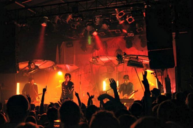 A gig in Klubi © joan!ta/Flickr