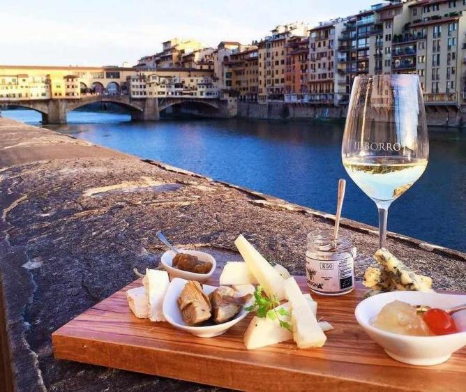 Le meraviglie di Firenze... | © Courtesy of Il Borro