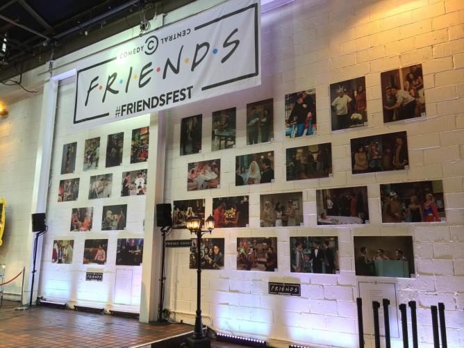 Friends: a lifetime of laughter, a lifetime of memories © Ellie Griffiths