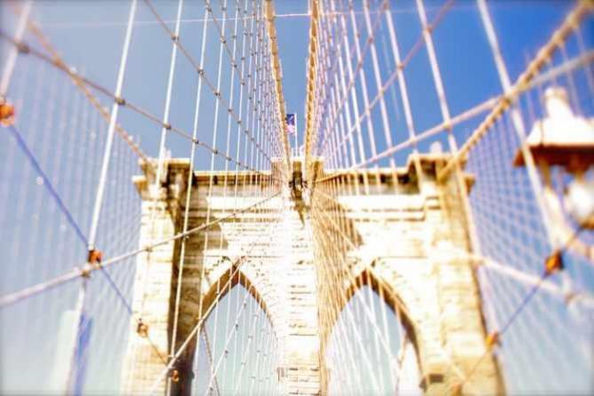 Brooklyn Bridge in Tilt-Shift | © Daniel X. O'Neil/Flickr