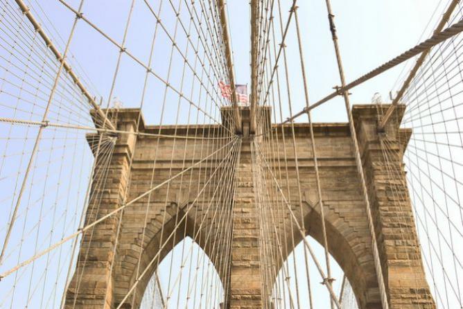 Brooklyn bridge | © Jonathan Malboeuf/Flickr