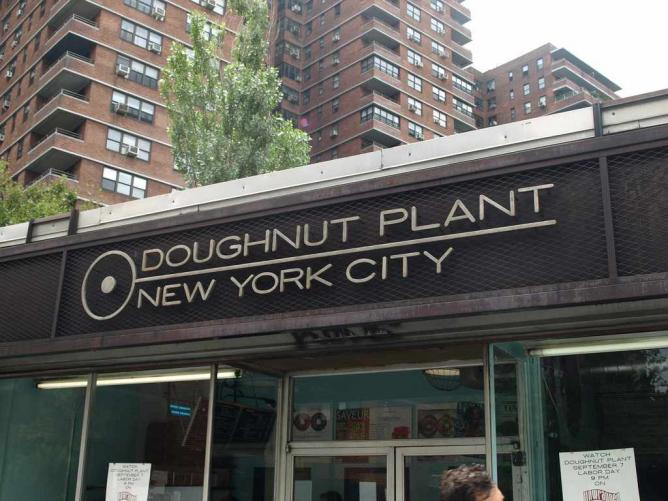 Doughnut Plant | © William F. Yurasko/Flickr