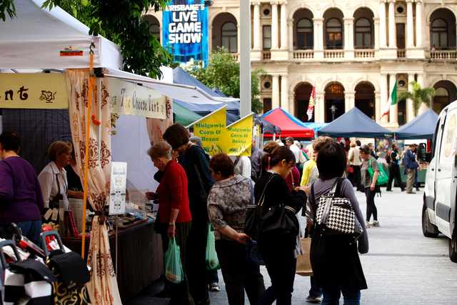 City Farmer's Market | © Brisbane City Council/Flickr