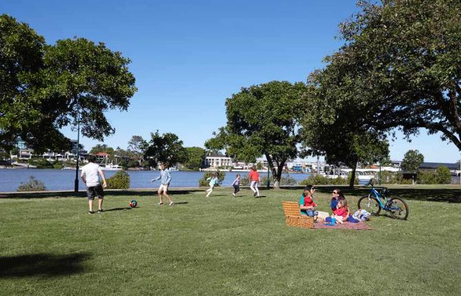 New Farm Park | © Brisbane City Council/Flickr