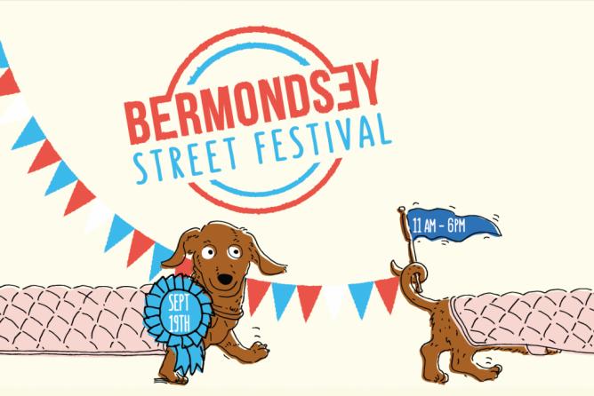 Festival 2015 © Bermondsey Street Festival