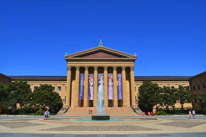 Philadelphia Museum of Art | © Abbie Synan