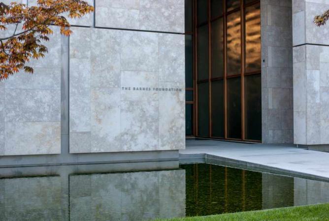 The Barnes Foundation | © Susan Sermoneta/Flickr