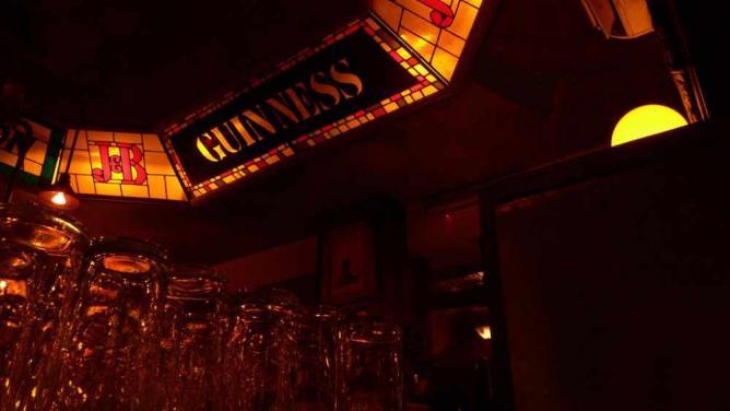 """The Kilkenny """"Guinness Sign"""""""