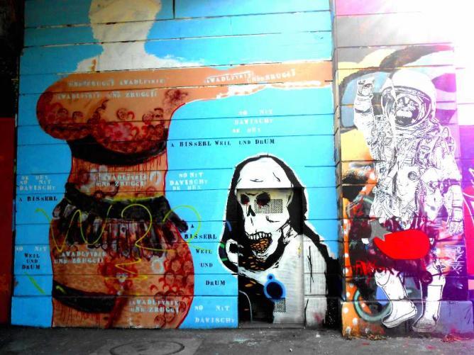 Street Art Vienna