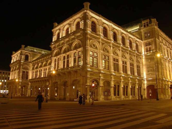 State Opera House Vienna