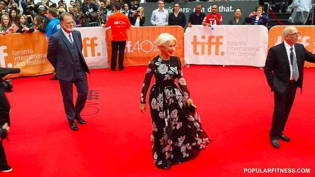 Helen Mirren at TIFF 2015 | © Peter Kudlacz/Flickr
