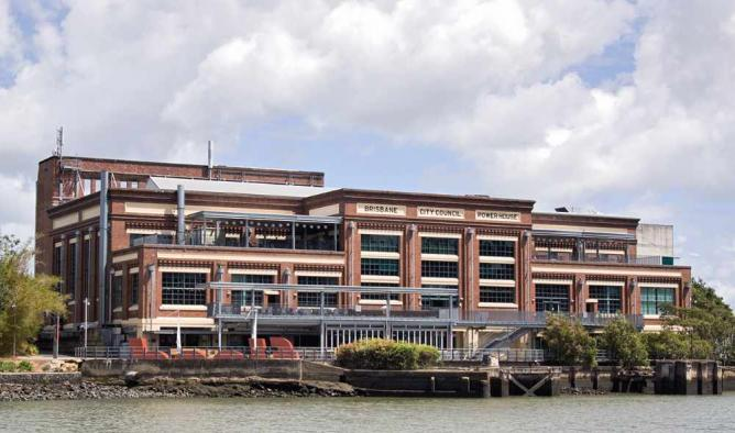 Brisbane Powerhouse | © Michael Jefferies/Flickr
