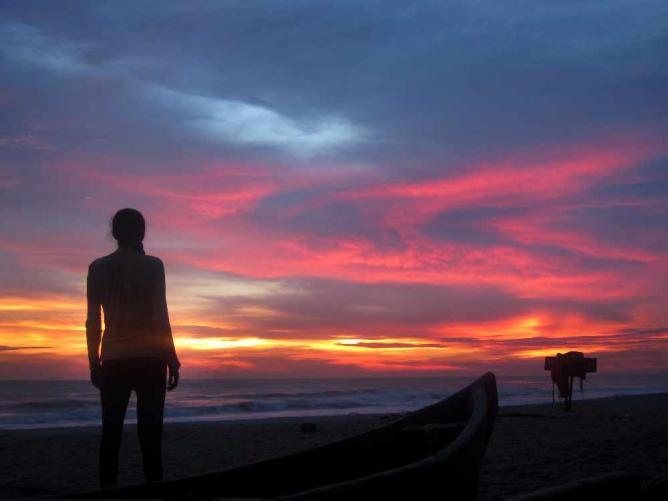 Sunrise in Palomino| ©Flickr