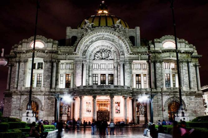 Palacio de Bellas Artes   ©Reklebak/Flickr