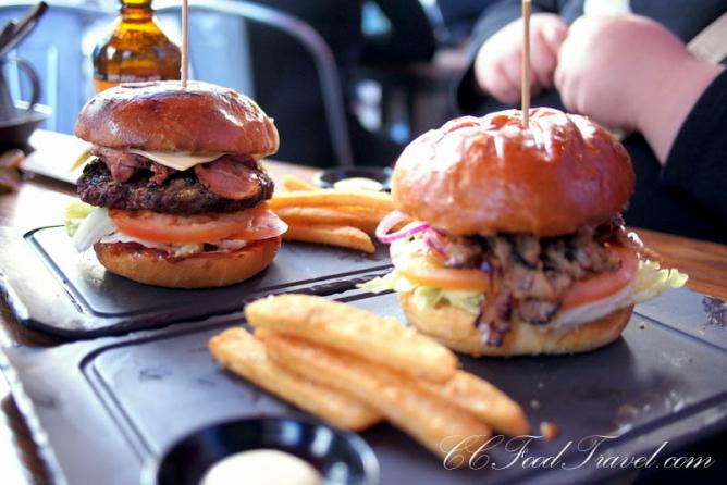 Miel Container burgers | © @ccfoodtravel/Flickr