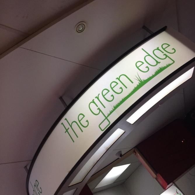 The Green Edge | © Aaron Schiebner/Flickr
