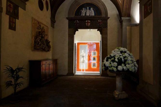 Entrance to the Museo Salvatore Ferragamo, Firenze | © Ben/Flickr
