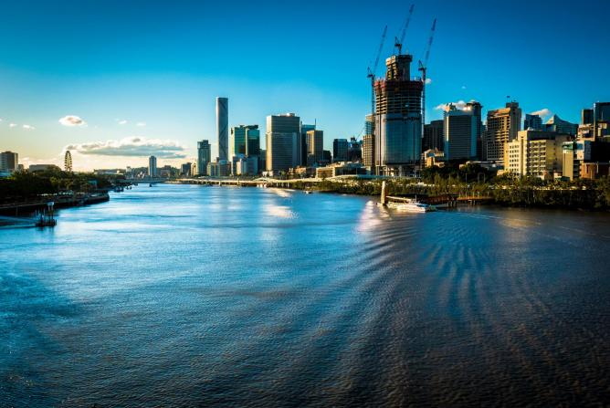 Brisbane | © jakhei89/Flickr