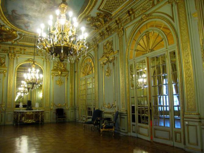 San Martìn Palace