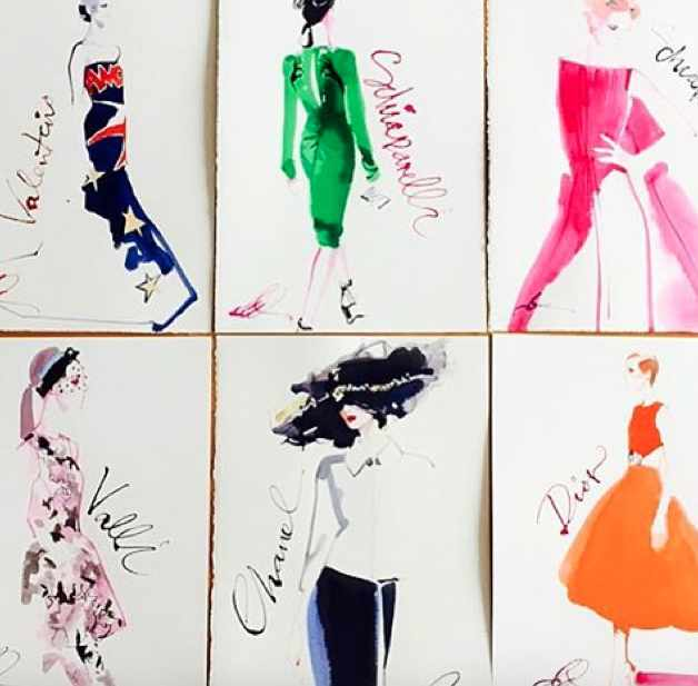 David Downton @daviddownton