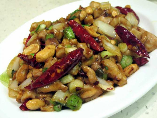 Kung Pao Chicken | © wEnDy/Flickr