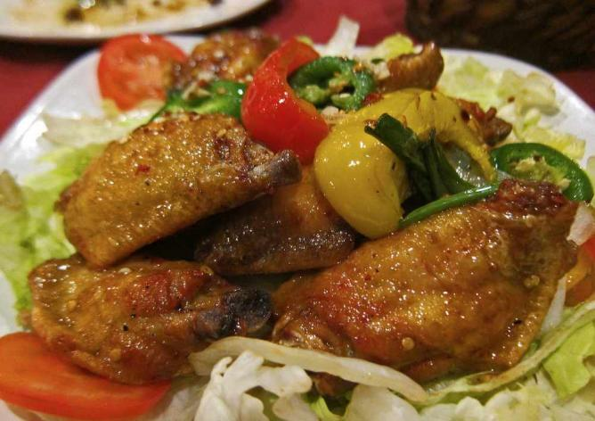 Fish Sauce Chicken Wings | © Kirk K/Flickr