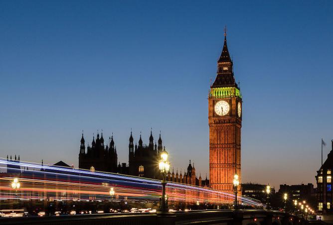 Big Ben | © Colin/WikiCommons