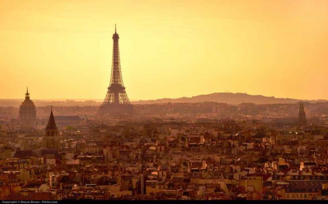View of Paris | © Moyan Brenn/Flickr