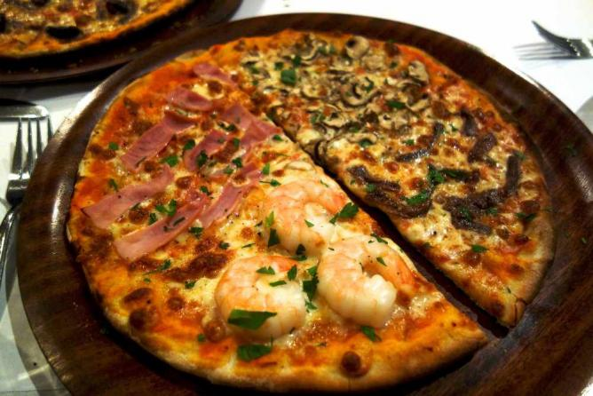 Pizza | © Pelican/Flickr