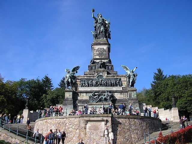 Niederwald Monument | © Moguntiner/WikiCommons